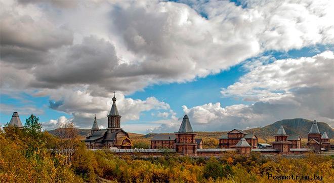 Основание Печенгского монастыря