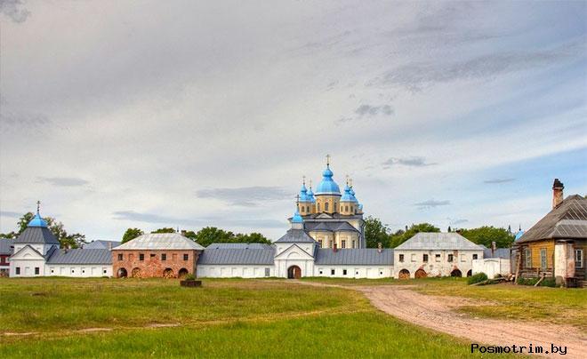 Основание Коневского Рождественского монастыря