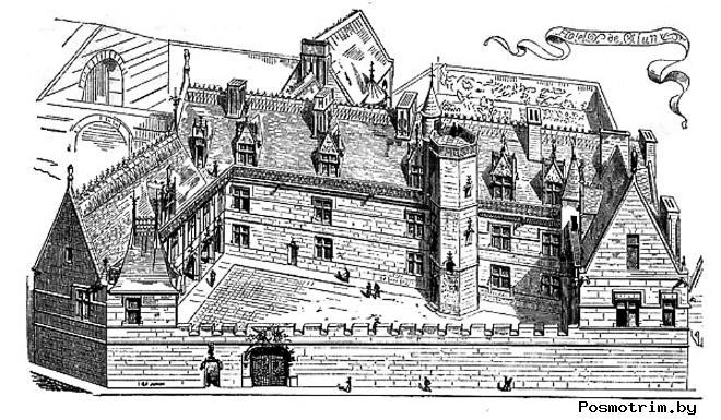 История Отеля Клюни