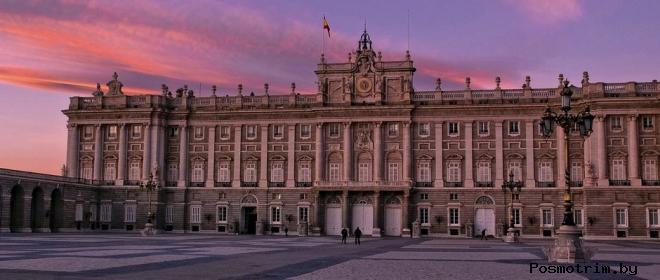 Королевский дворец Мадрид Испания фото история
