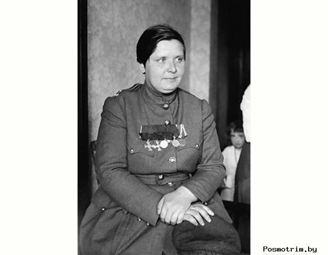 Бочкарева Мария Леонтьевна биография кратко
