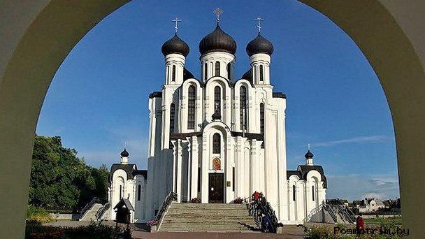 Церковь св. Александра Невского Барановичи
