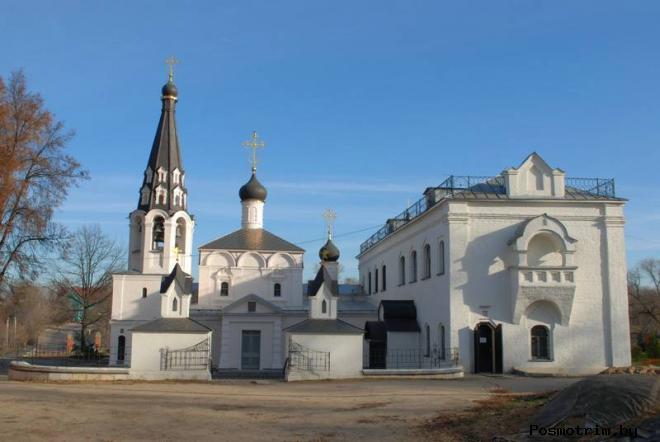 Храм Спаса Нерукотворного в КотовоДолгопрудный