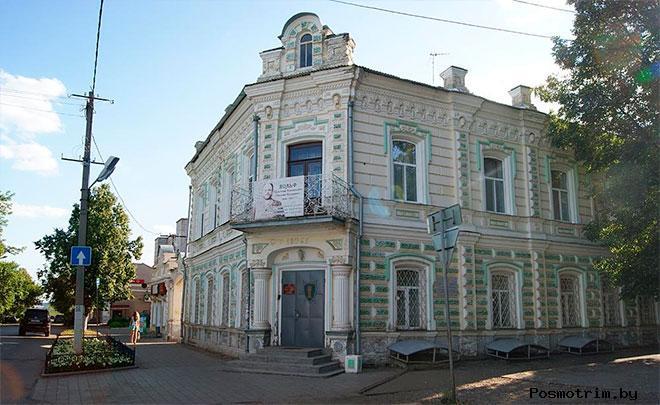 Дом Вильгельма Вольфа Серапул