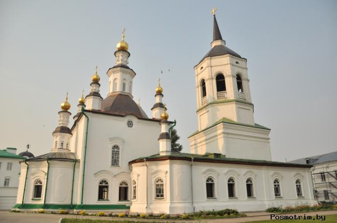 Богородице-Алексиевский монастырь Томск