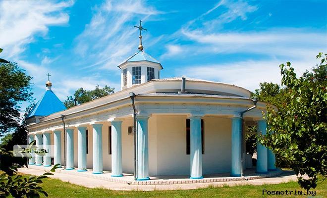 Храм Покрова Пресвятой Богородицы в Тамани