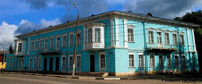 Гостиница ПожарскогоТоржок