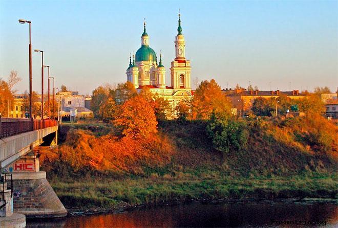 История Екатерининского собора Кингисеппа