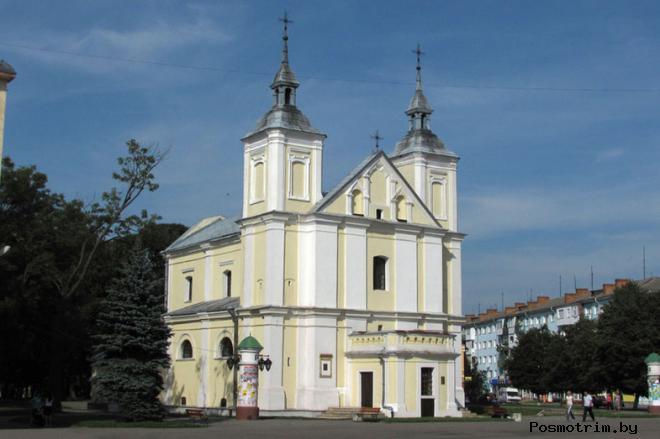 Костёл Иоакима и Анны Владимира-Волынского