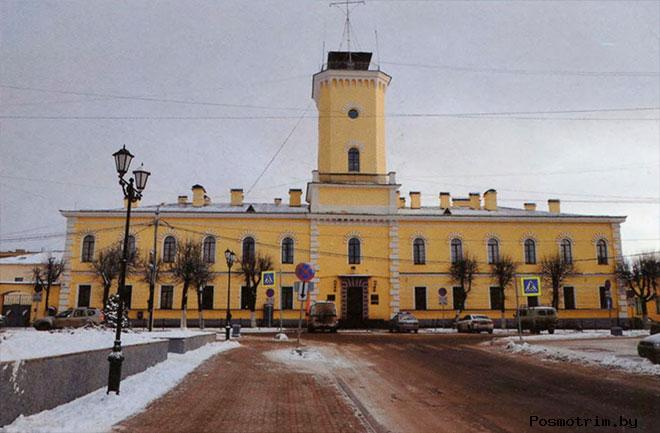 Бывшее Полицейское управление Гатчина (Съезжий дом)