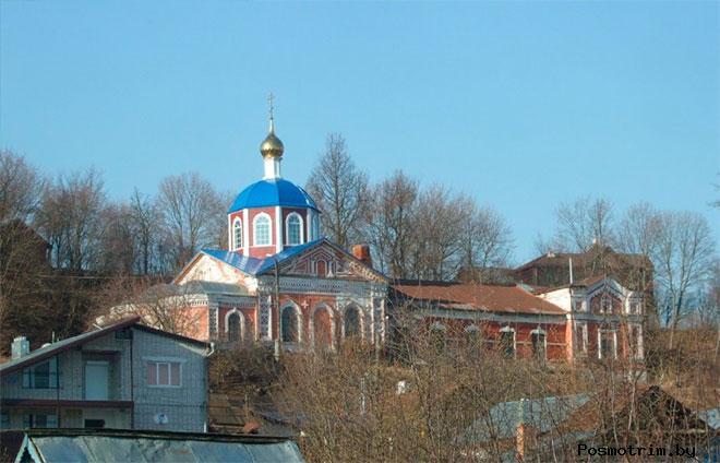 Введенская церковь Вязники