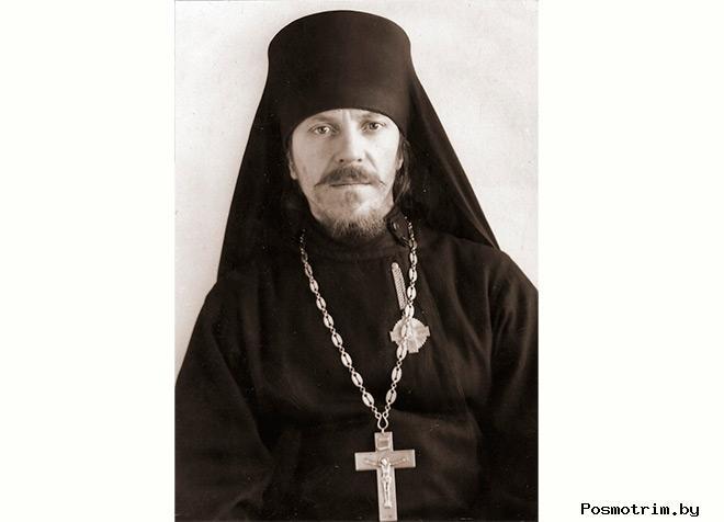 Архимандрит Тихон Агриков