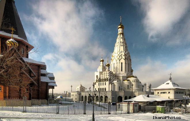 Расписание богослужений в храме Всех Святых в Минске