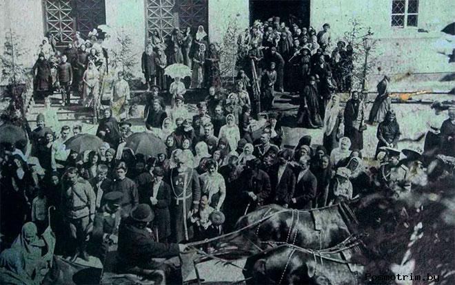 Великая княгиня Елизавета Федоровна в Верхотурье