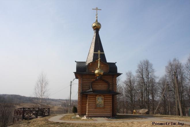 Церковь Спаса Преображения Малоярославец