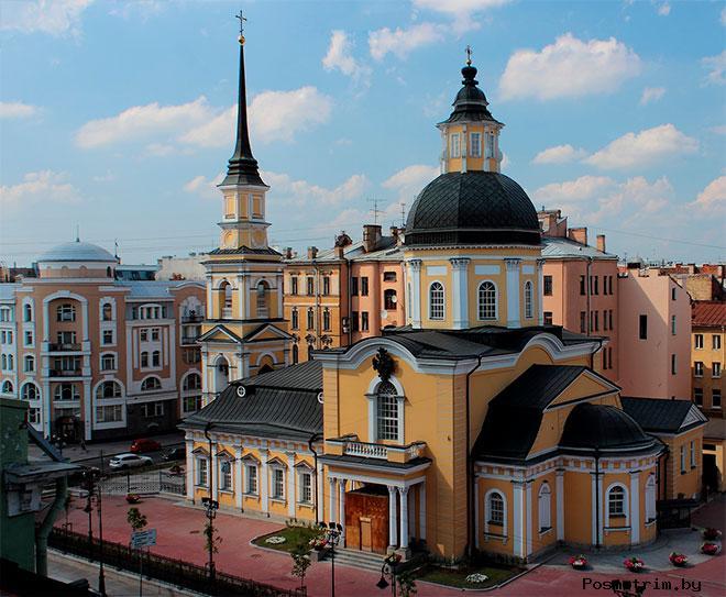 Церковь Симеона и Анны в Санкт-Петербурге