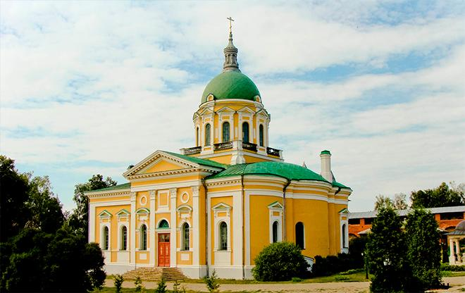 Иоанно-Предтеченский собор Зарайск