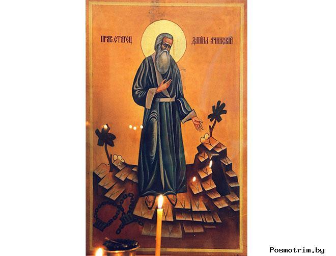 Святой Даниил Ачинский
