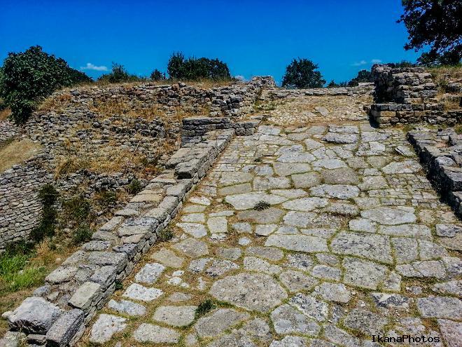 Раскопки Трои в Турции и «Клад Приама»