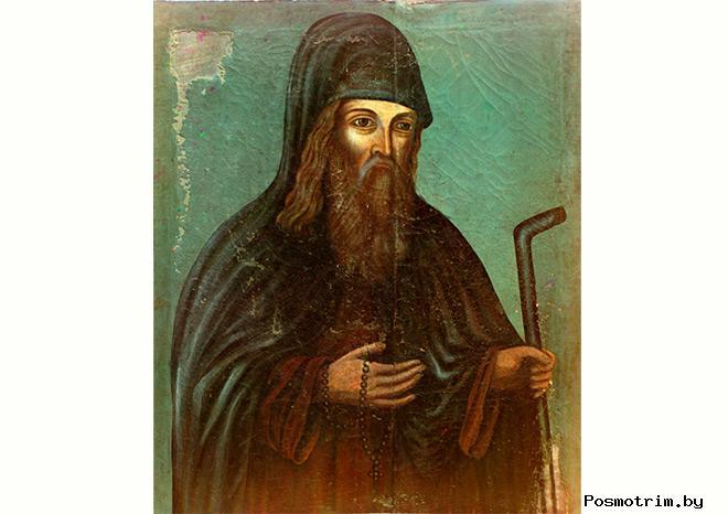Преподобный Далмат - основатель Далматовского Успенского монастыря