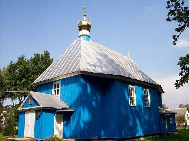 Свято-Никитская церковь в Здитово