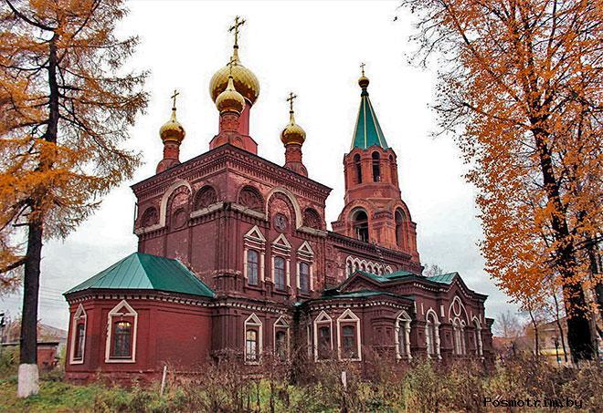 Никольский Храм Слободской