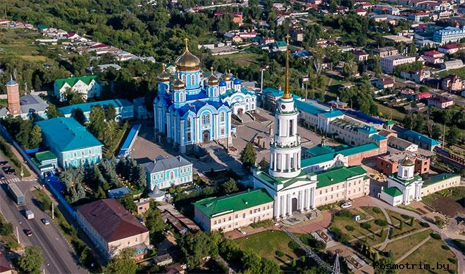 История Задонского Богородицкого монастыря