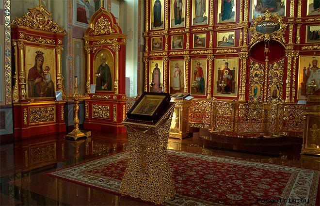 Михайло-Архангельской церкви Смоленска