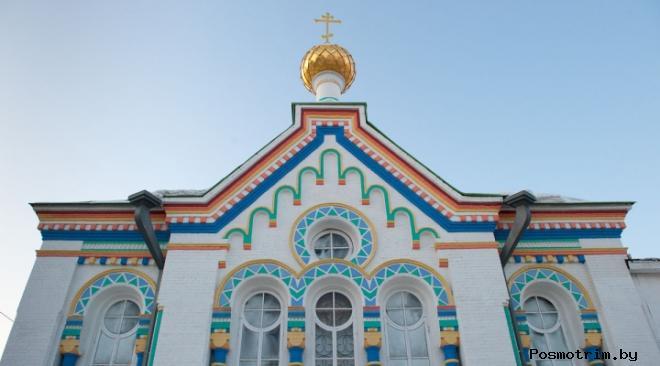 Архитектура Свято-Никольского храма