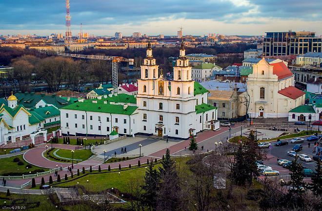 Кафедральный собор Сошествия Святого Духа советское время