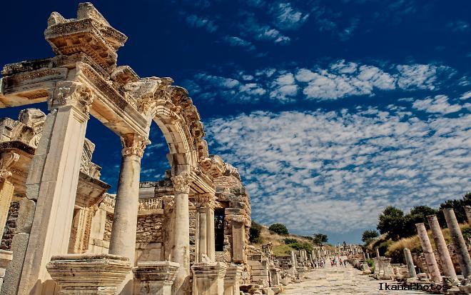 ТОП - 10 самых известных городов Древнего мира