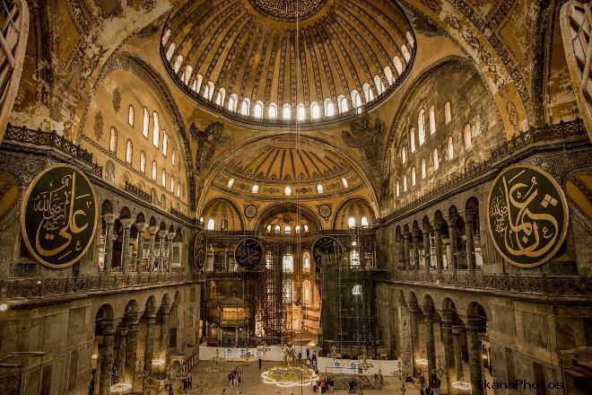 Айя-София Константинополь