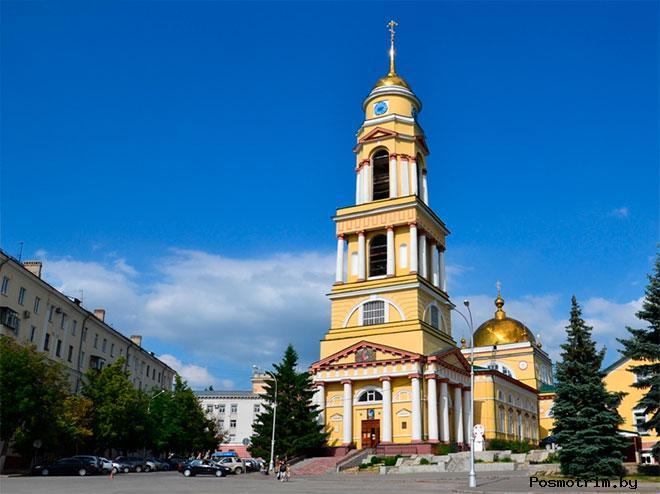Христорождественский собор Липецк