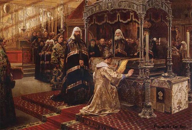 Митрополит Филлип и патриарх Никон