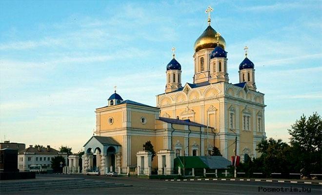 Вознесенский собор Елец