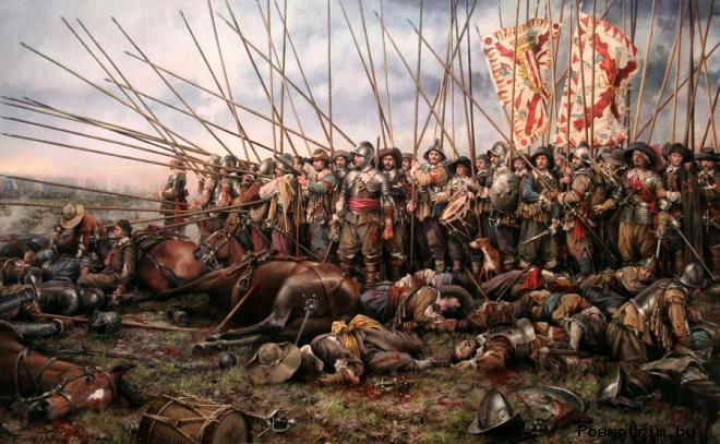 Тридцатилетняя война 1618 - 1648 годов кратко