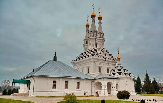 Церковь Одигитрии Смоленской в Вязьме