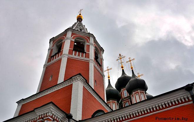 Храм на Донской архитектура