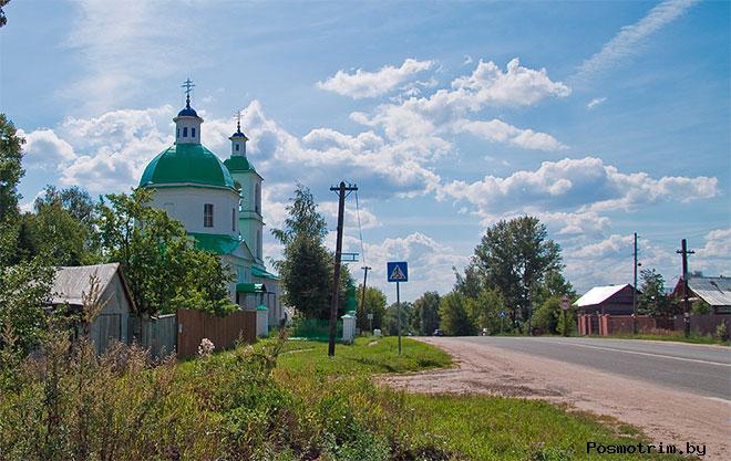 Село Братовщина Московская область история