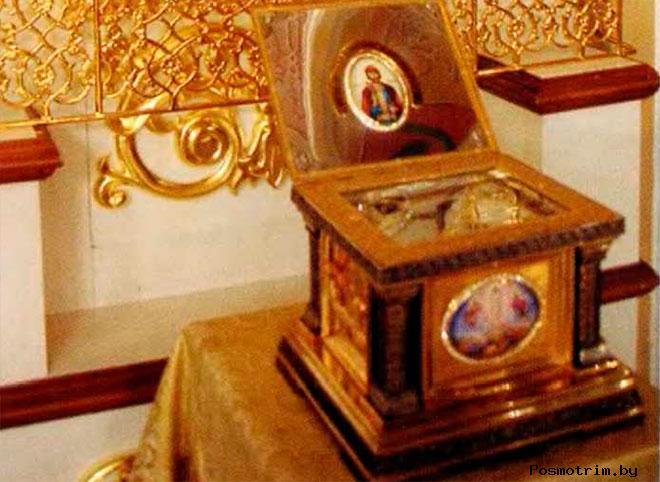 Тверские святые Свято-Троицкого собора