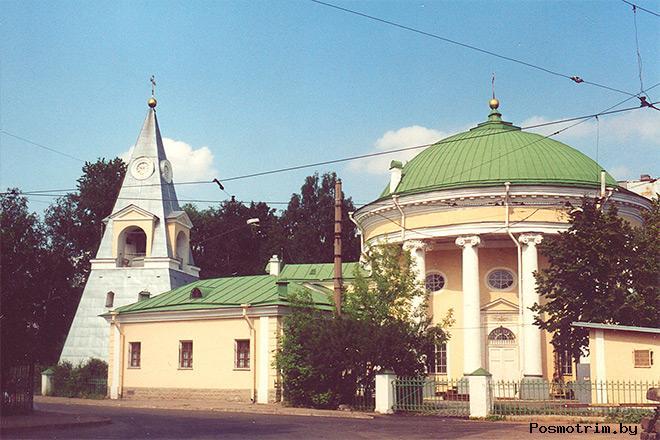 Строительство храма «Кулич и Пасха»