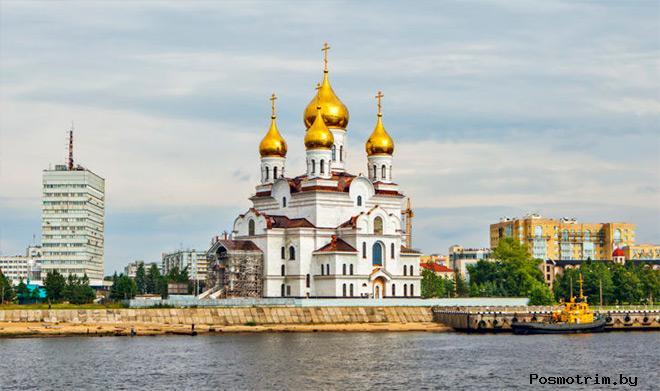 Михайло-Архангельский кафедральный собор Архангельск