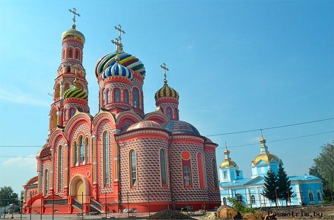 Вознесенский монастырь Тамбов