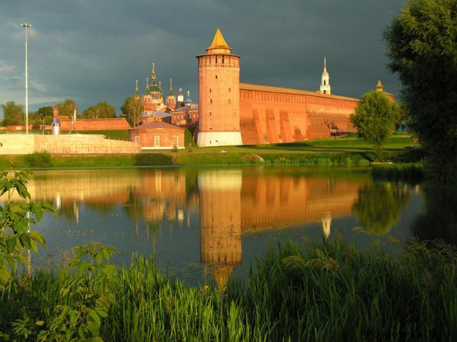 Коломенский кремль фото история