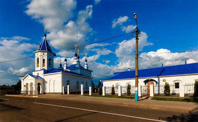 Храм Рождества Богородицы Перемышль