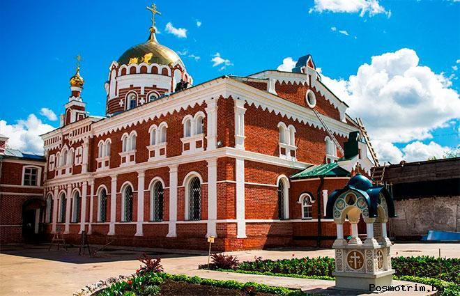 Слободской Христорождественский монастырь