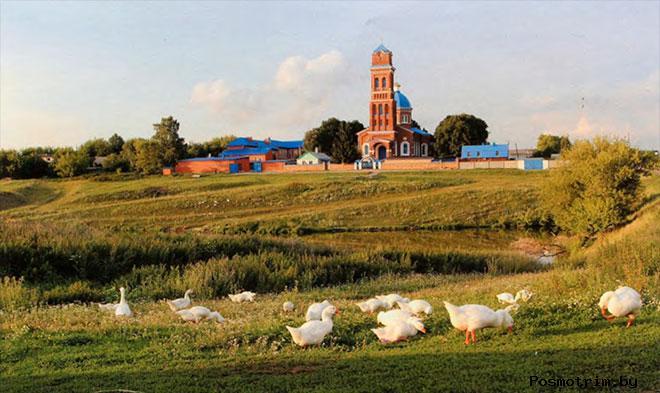 Папоротка Казанский монастырь