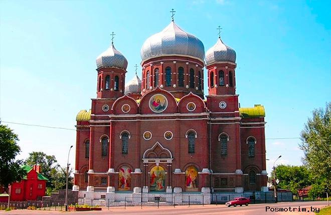 Боголюбский собор и Боголюбский монастырь Мичуринск
