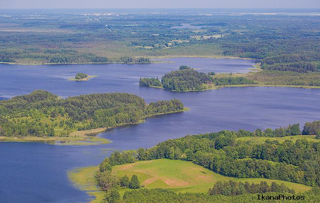 Историческое формирование национального парка «Браславские озера»