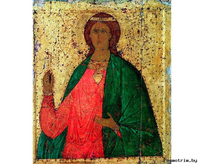 Великомученица Варвара житие святой кратко